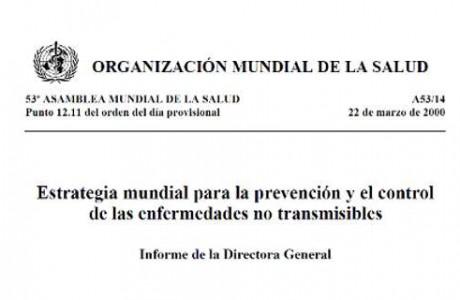 53 Asamblea Mundial de la Salud