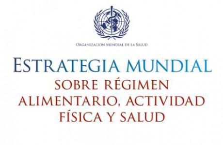 Estrategia Mundial Régimen Alimentario, Actividad Física y Salud