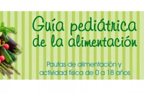 PIPO: Guía pediátrica de la alimentación