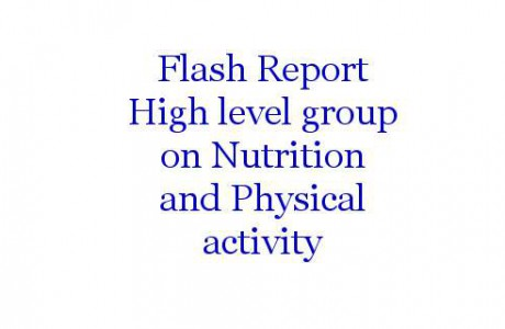 High level group on Nutrition and Physical Activity
