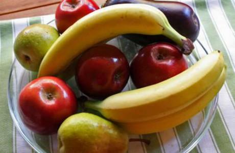 Toma a diario cinco piezas de fruta y verdura