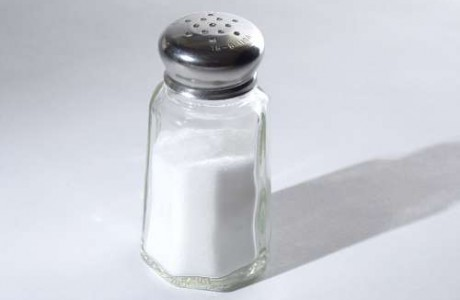 Evita el consumo de sal