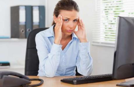 Estrés en el puesto de trabajo